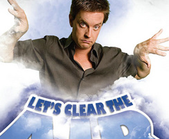 Jim Breuer shouts out The Fro (and promotes his DVD of course)