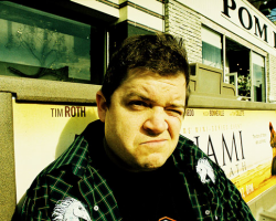 An Exclusive Interview with Patton Oswalt