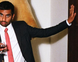 Win It: Aziz Ansari's 'Intimate Moments for a Sensual Evening' DVD