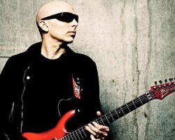 Afro Exclusive: Joe Satriani Interview & Giveaway