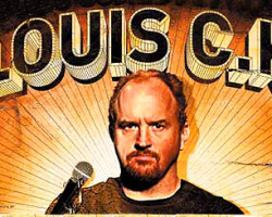 This just in: Louis CK is funny